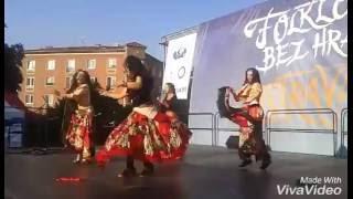 Folklor bez hranic Ostrava 2016 - Cikne Čhave