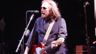 Tom Petty and the Heartbreakers.....Intro's.....It's Good to be King.....4/25/17.....Nashville