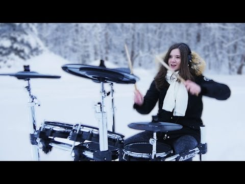 Alan Walker - Alone - Drum Film Cover | By TheKays