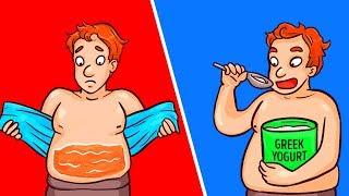ثمانية أخطاء لا تسمح لك بحرق الدهون بشكل أسرع