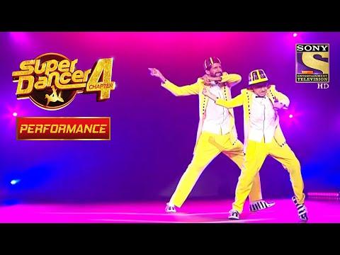 Amit की HD Popping | Super Dancer 4 | सुपर डांसर 4