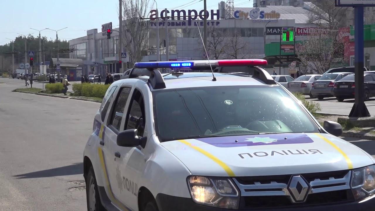 Поліція Луганщини інформує громадян про небезпеку розповсюдження коронавірусу