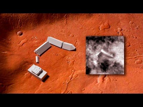 El Hombre que vio un Inmenso Obelisco en Marte