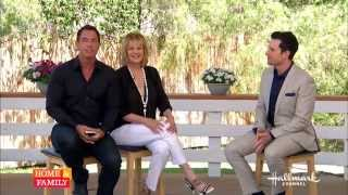 Chris Mann sings Music of the Night on Home and Family (interview and performance)