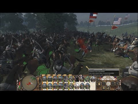 ACW-Brothers vs Brothers Civil War Mod for Empire: Total War