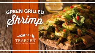Healthy Grilled Shrimp Recipe | Traeger Grills