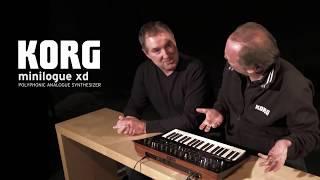 Korg Minilogue XD - Video