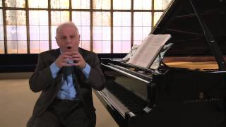 'How to listen to music' by Daniel Barenboim