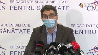 Adrian Gheorghe (CNAS): Pentru cazurile COVID avem în lucru o formulă care va fi bazată pe un tarif pe caz