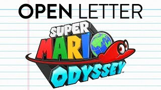 An Open Letter to Super Mario Odyssey