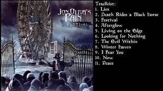 Jon Oliva's Pain - Festival (Full album, 2010) [Prog Heavy metal]