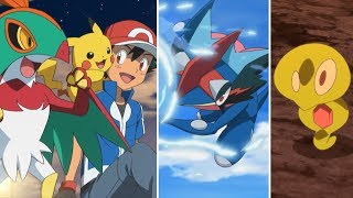 Pokémon the Series Theme Songs—Kalos Region