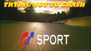 GT Sport Trying Not To Crash GR.2 Daily Race At Brands Hatch