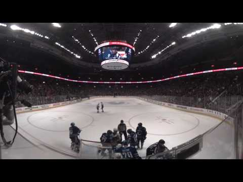 360º NHL Highlights: Flames tie it late, Tanev ends it early in OT for Canucks