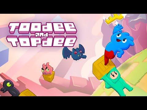 dietzribi宣佈《Toodee and Topdee》將於8月5日登陸Steam,遊戲有合作模式