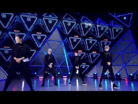 ONER Idol Producer First Show [偶像练习生]坤音四子首秀舞台-解药HD