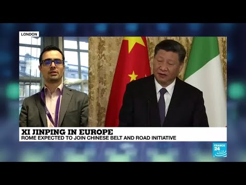 Italy joining belt and road: 'More of an expression of Italian politics'