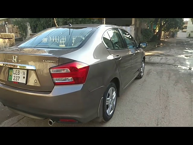 Honda City 1.3 i-VTEC 2016 Video