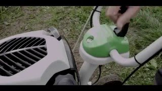 Культиватор бензиновый VIKING HB 445.2 R - видео №1