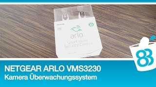 Netgear Arlo VMS3230 Kamera Überwachungssystem