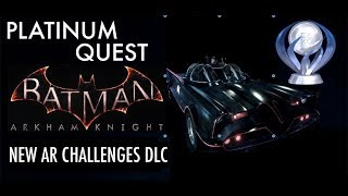 Batman Arkham Knight: New AR Challenges