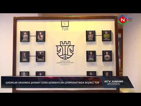 Qadınlar arasında Şahmat üzrə Azərbaycan çempionatı- Naxçıvan 2021 (5-ci turdan video icmal) 1
