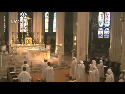 Vêpres et messe à St-Gervais du 18 mai 2019