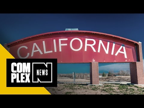 'New California' Hopes To Become America's 51st State