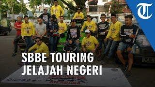 Tuntaskan Touring Jelajah Negeri Serumpun 2019, SBBE Sempat Upacara 17-an di Brunei Darussalam