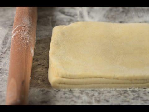 Blitz Puff Pastry Recipe Demonstration – Joyofbaking.com
