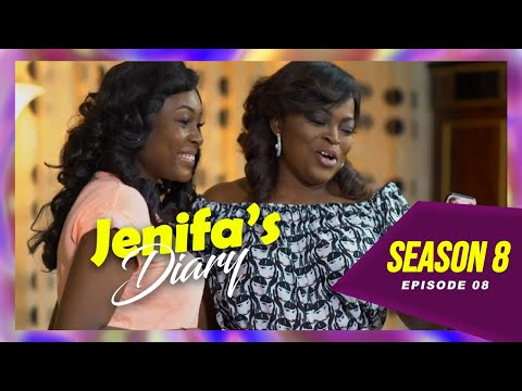 Jenifa's Diary S8EP8- REUNION |  | ( JENIFA In LONDON)