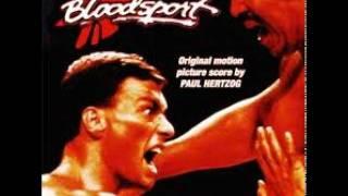Bloodsport Original Soundtrack Fight To Survive Stan Bush End Title