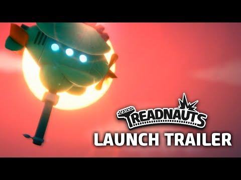 Treadnauts Launch Trailer thumbnail
