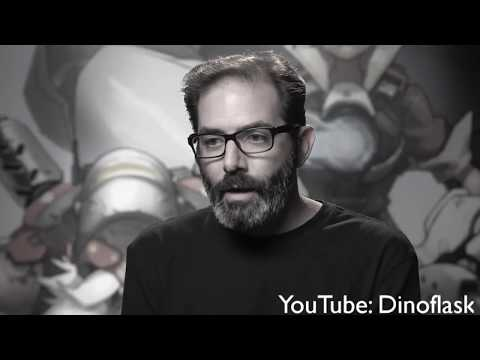 Jeff Kaplan | You just say you're fine when you're really not