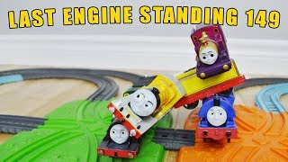 Molly's Last Engine Standing 149: Thomas And Friends Toy Trains