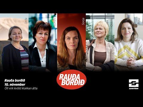 Rauða borðið: Verkalýðshreyfing og stjórnarandstaða