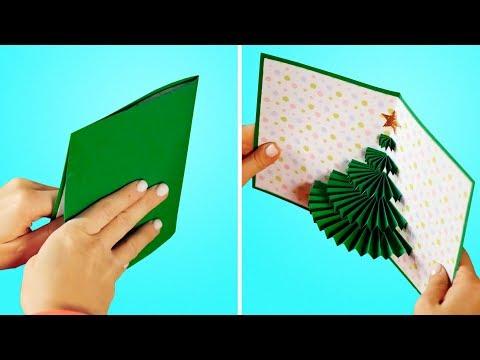 DIY: Kоледна картичка