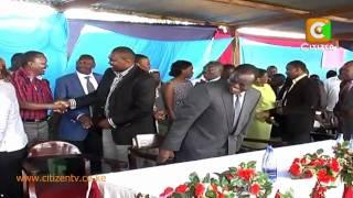 Reactions To Uhuru's Endorsement