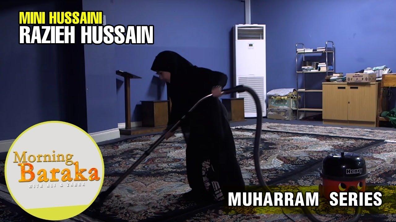 Razieh helps prepare for a mini majjlis | Episode 6