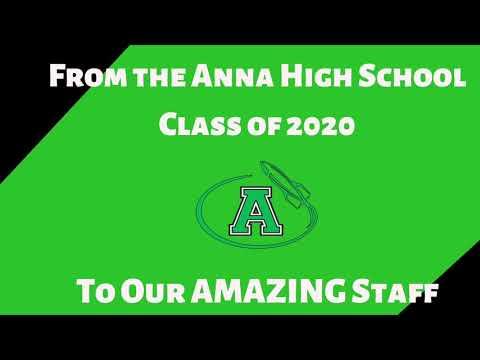 Thank You Anna Teachers!
