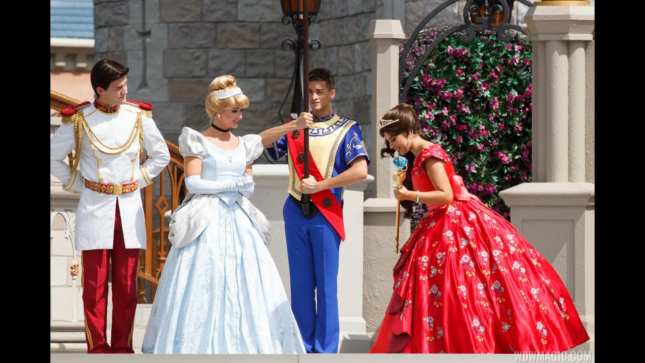 Magic Kingdom welcomes Princess Elena of Avalor