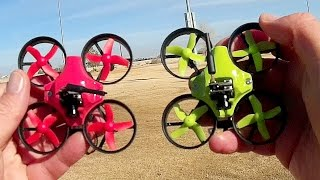Makerfire micro FPV Drone Flight Test Review