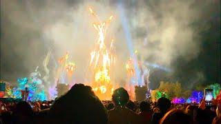 4K 2018.12.18 Celebrate! Tokyo Disneyland ナイトタイムスペクタキュラー