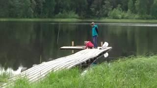 Рыболовные базы на оз пено