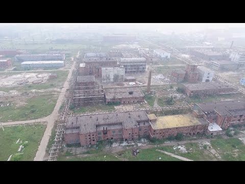 Abandoned Russian Chemical Plant Threatens Ecological 'Chernobyl'