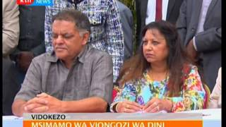 Usemi wa uwiano baada ya viongozi wa dini wakiita mazungumzo: Jukwaa la KTN pt 1