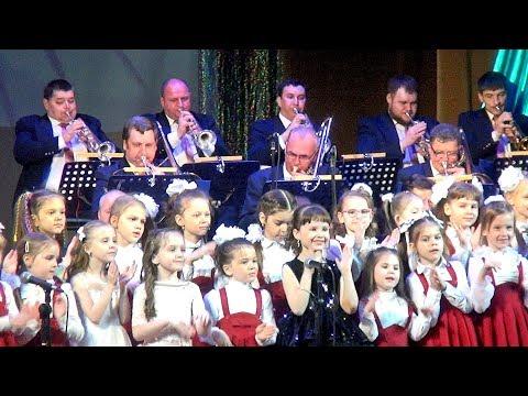 """""""Детство. Музыка. Весна"""" - Концерт эстрадно-джазового оркестра """"SM-BAND"""". Часть 2."""
