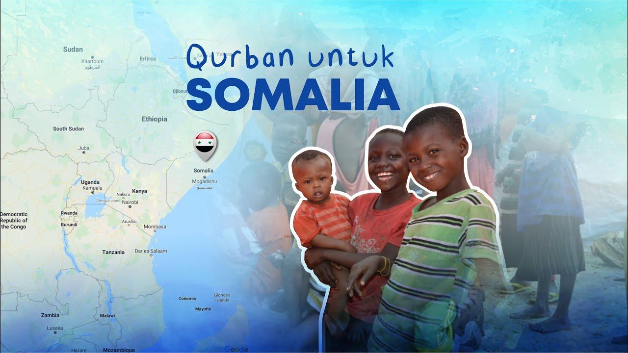 Qurban untuk Somalia