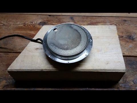 [how 2] Heizplatte aus altem Wasserkocher selber bauen