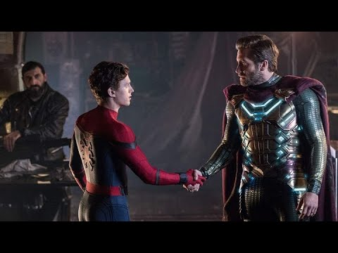 Spider-Man leaving the Marvel Cinematic Universe